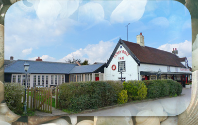 Ferry Boat Inn Pub Extension